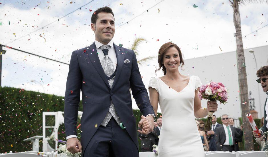 La boda de David y Sara en Villafranca De Los Barros, Badajoz
