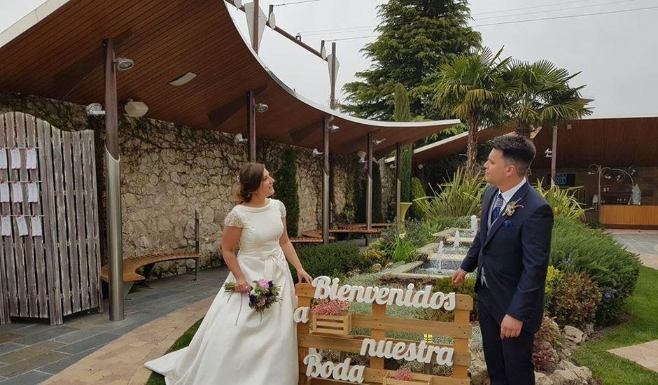 La boda de Héctor y Alexandra en Pedrajas De San Esteban, Valladolid