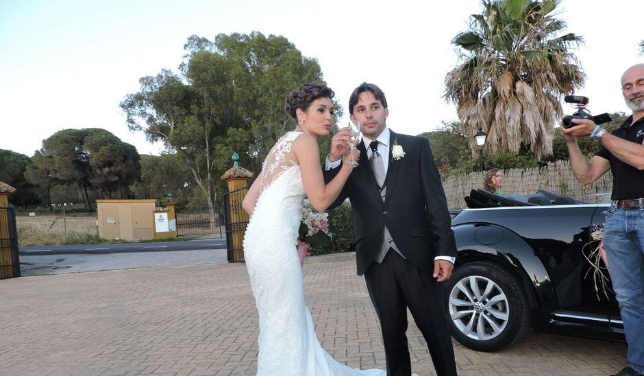 La boda de Jose Antonio y Elizabeth en San Roque, Cádiz