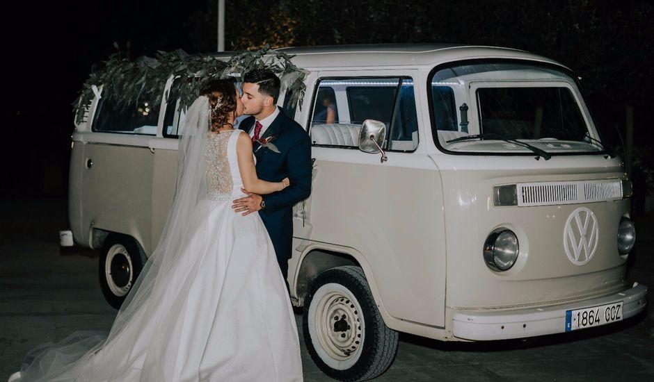 La boda de Aitor y Irene en Vila-real/villarreal, Castellón