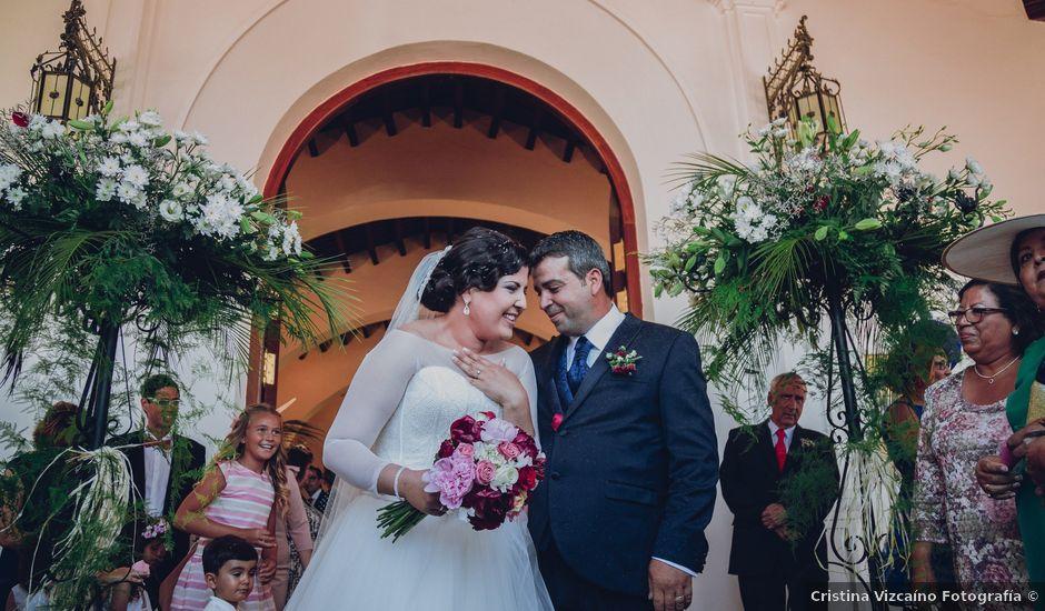 La boda de Teo y Sandra en Trigueros, Huelva
