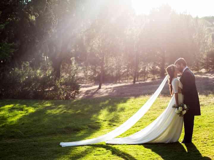 La boda de Noemí y Miguel