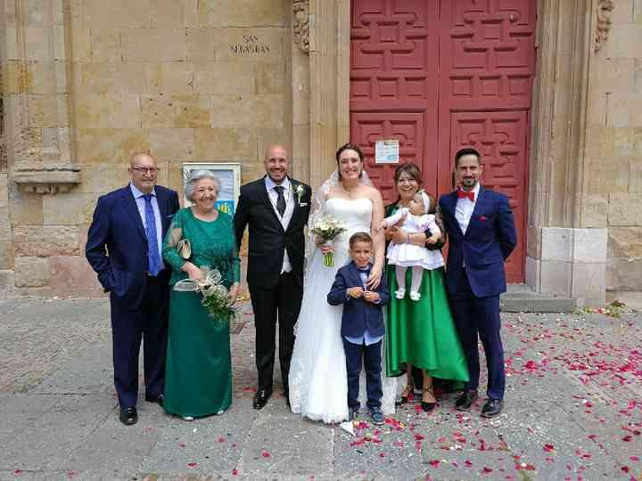 La boda de Luz y Jose Manuel
