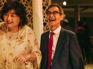 La boda de Josep y Mikiko 2