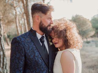 La boda de Desiré y Pablo
