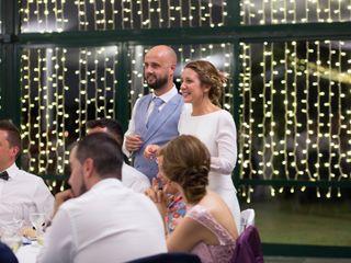 La boda de Cori y Rober 2