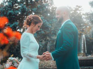La boda de Cori y Rober