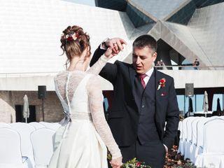 La boda de Arantxa y Dani 3