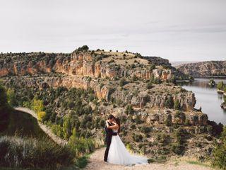 La boda de Fabi y Guille