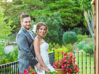 La boda de Elisabet y Antonio