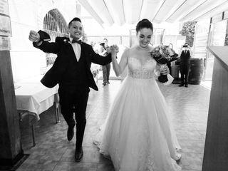 La boda de Yaiza y Andrés