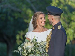 La boda de Cristina y Paulino