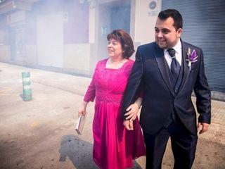 La boda de Verónica y Cristian