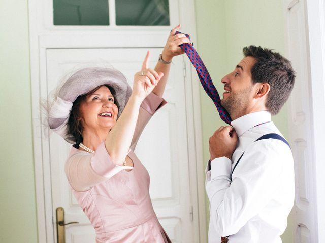 La boda de Nacho y Sandra en Cigales, Valladolid 8