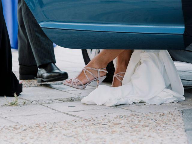 La boda de Nacho y Sandra en Cigales, Valladolid 9