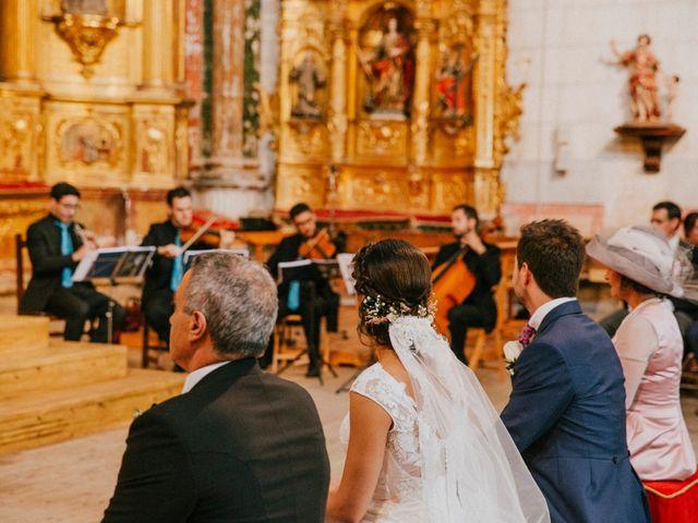 La boda de Nacho y Sandra en Cigales, Valladolid 11