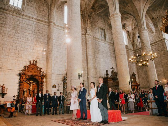 La boda de Nacho y Sandra en Cigales, Valladolid 13