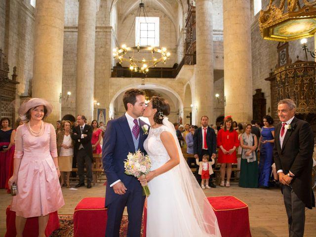 La boda de Nacho y Sandra en Cigales, Valladolid 14