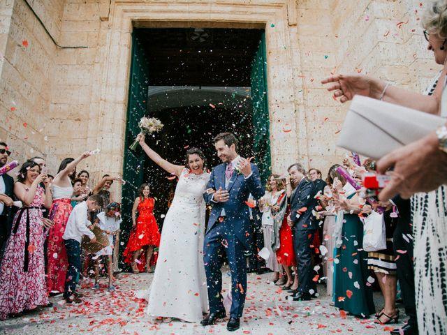 La boda de Nacho y Sandra en Cigales, Valladolid 15