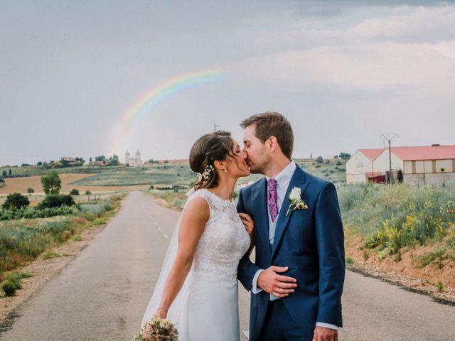 La boda de Sandra y Nacho