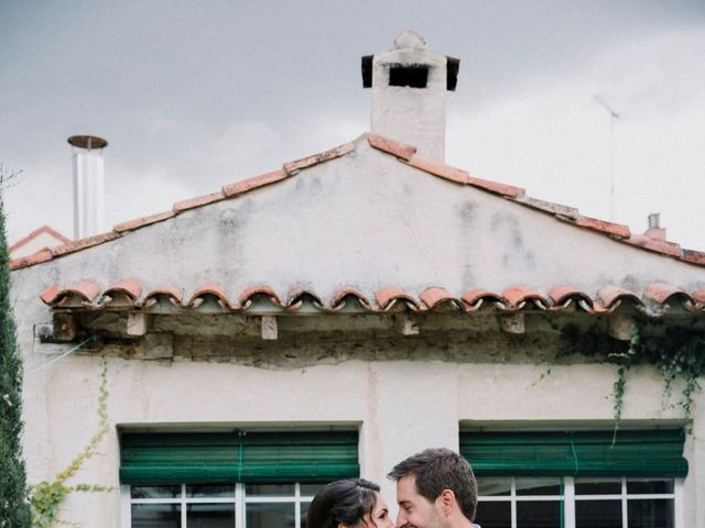 La boda de Nacho y Sandra en Cigales, Valladolid 18