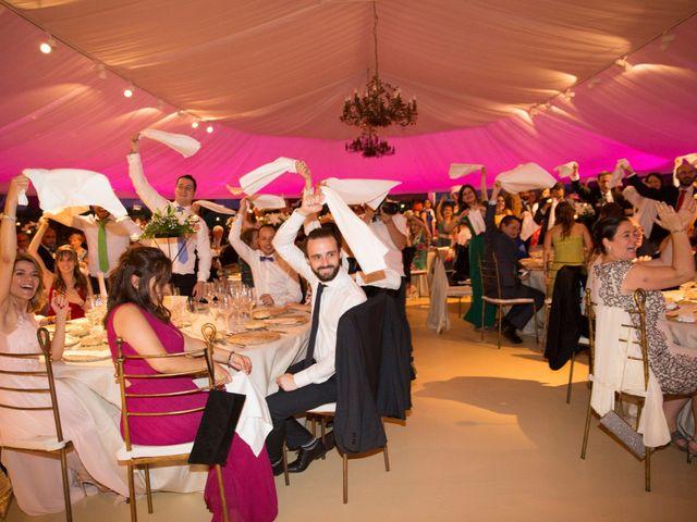 La boda de Nacho y Sandra en Cigales, Valladolid 33