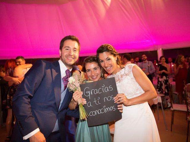 La boda de Nacho y Sandra en Cigales, Valladolid 34