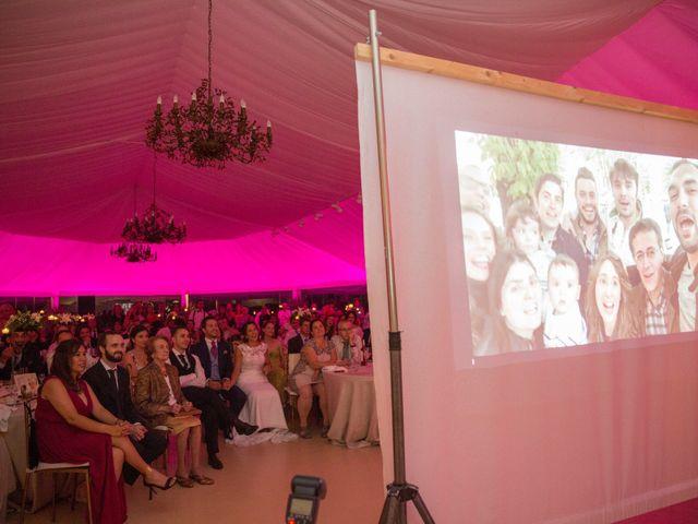 La boda de Nacho y Sandra en Cigales, Valladolid 35