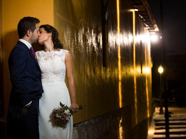 La boda de Nacho y Sandra en Cigales, Valladolid 37