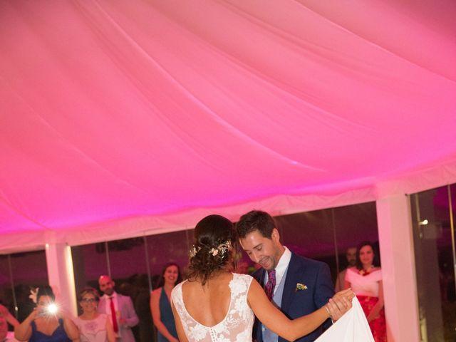 La boda de Nacho y Sandra en Cigales, Valladolid 38