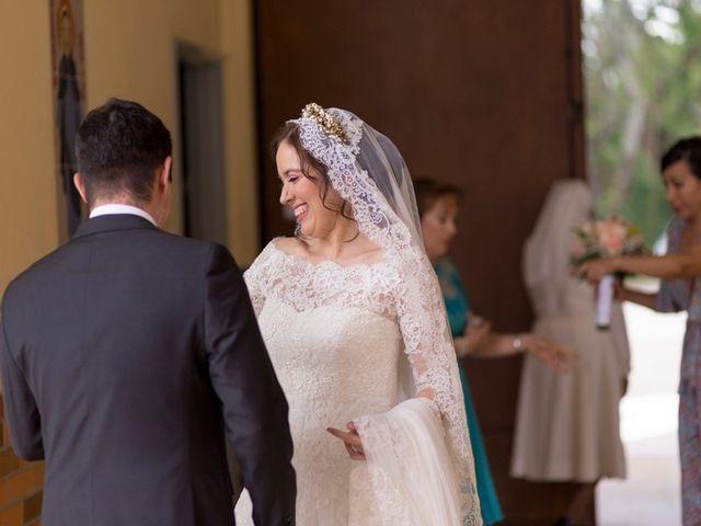 La boda de Sandra y Pablo en Sevilla, Sevilla 3