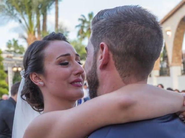 La boda de Alfonso  y Esther  en Los Alcazares, Murcia 4
