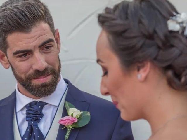 La boda de Alfonso  y Esther  en Los Alcazares, Murcia 5