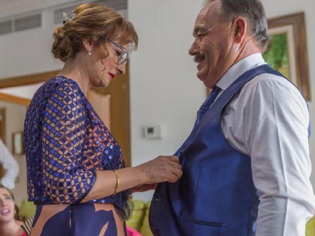 La boda de Alfonso  y Esther  en Los Alcazares, Murcia 8