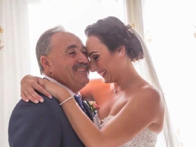 La boda de Alfonso  y Esther  en Los Alcazares, Murcia 11