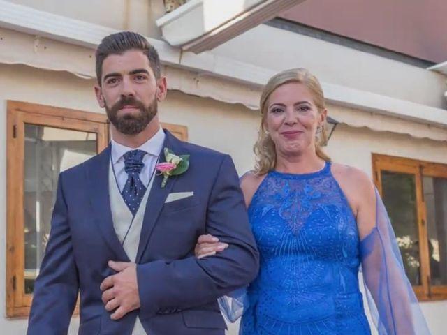 La boda de Alfonso  y Esther  en Los Alcazares, Murcia 12