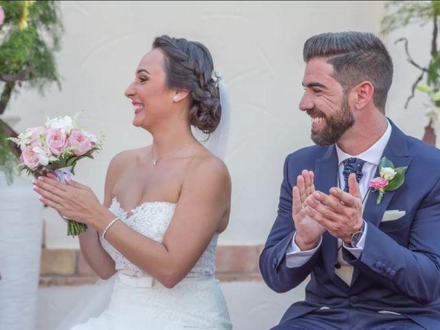 La boda de Alfonso  y Esther  en Los Alcazares, Murcia 2
