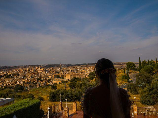 La boda de Velentin y Laura en Toledo, Toledo 9