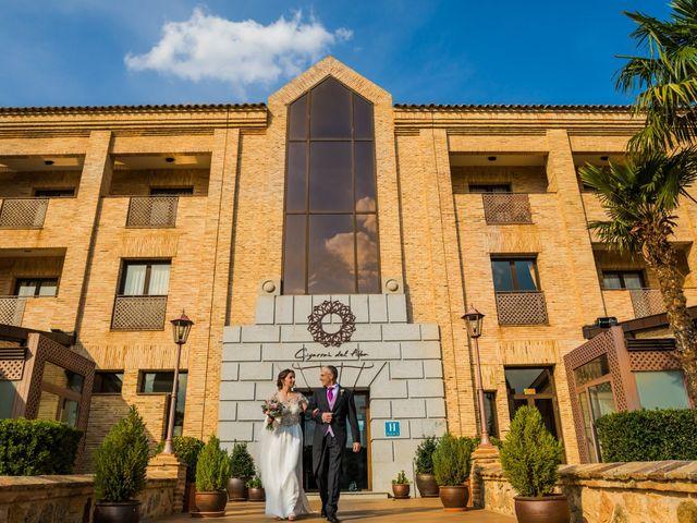 La boda de Velentin y Laura en Toledo, Toledo 12