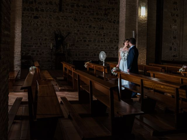 La boda de Velentin y Laura en Toledo, Toledo 25