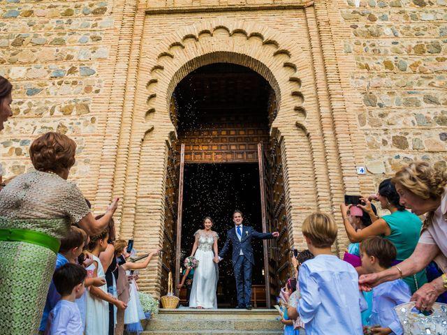 La boda de Velentin y Laura en Toledo, Toledo 27