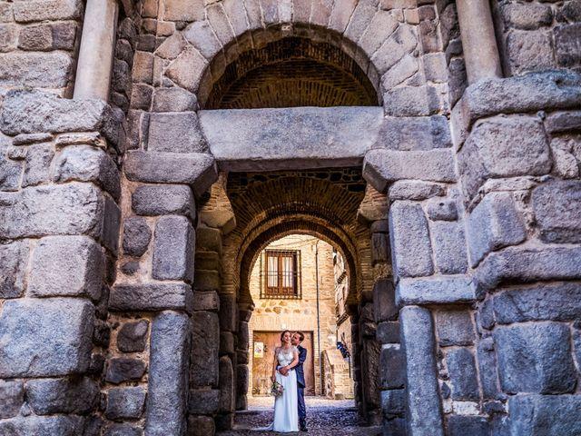 La boda de Velentin y Laura en Toledo, Toledo 52