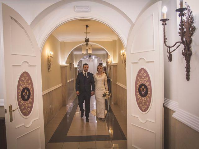 La boda de Marta y Juanma