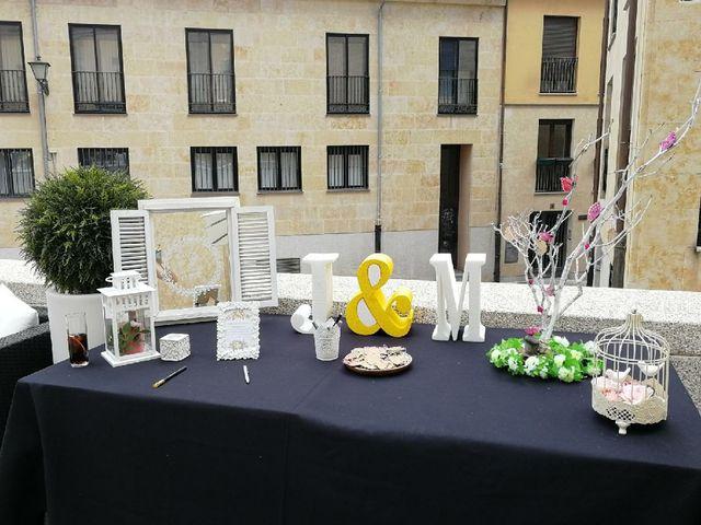 La boda de Jose Manuel y Luz en Salamanca, Salamanca 4