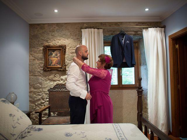 La boda de Rober y Cori en Laracha (Laracha), A Coruña 12