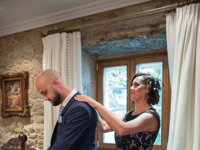 La boda de Rober y Cori en Laracha (Laracha), A Coruña 17