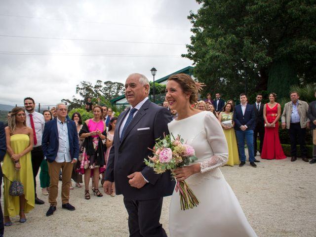 La boda de Rober y Cori en Laracha (Laracha), A Coruña 43
