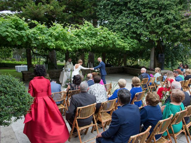 La boda de Rober y Cori en Laracha (Laracha), A Coruña 46