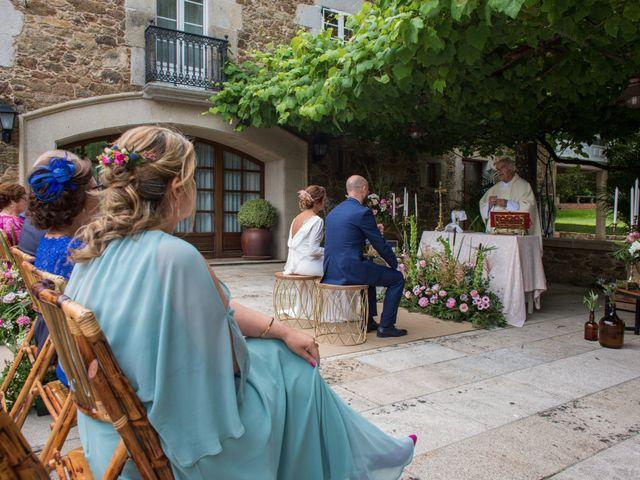 La boda de Rober y Cori en Laracha (Laracha), A Coruña 47