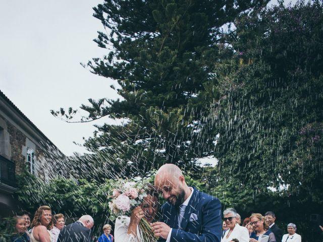 La boda de Rober y Cori en Laracha (Laracha), A Coruña 63